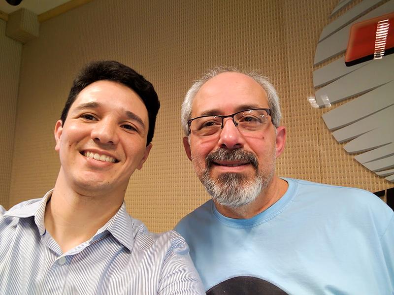 Com Marden Machado